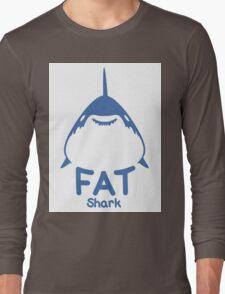 fat shark Long Sleeve T-Shirt