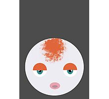Goldeen Ball Photographic Print