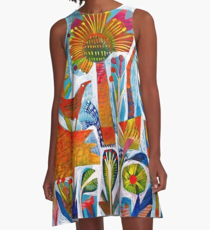 Sunny day A-Line Dress