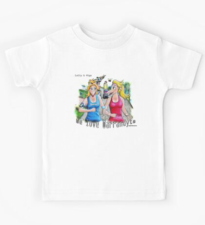 The River Track Kids Tee