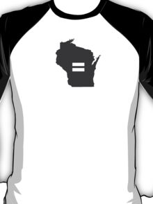 Wisconsin Equality T-Shirt