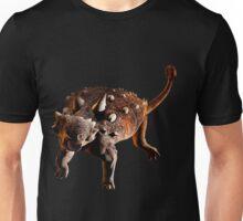 Euoplocephalus dinosaur Unisex T-Shirt