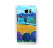 South Road Vinyard 1  Samsung Galaxy Case/Skin