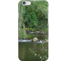 willow brook iPhone Case/Skin