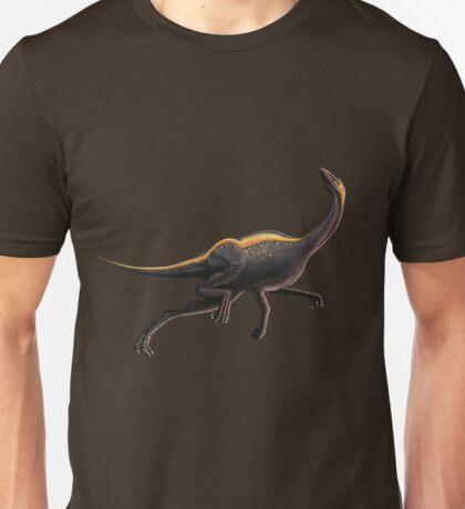 Ornithomimus Dinosaur  Unisex T-Shirt