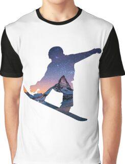 Snowboard 3 Graphic T-Shirt