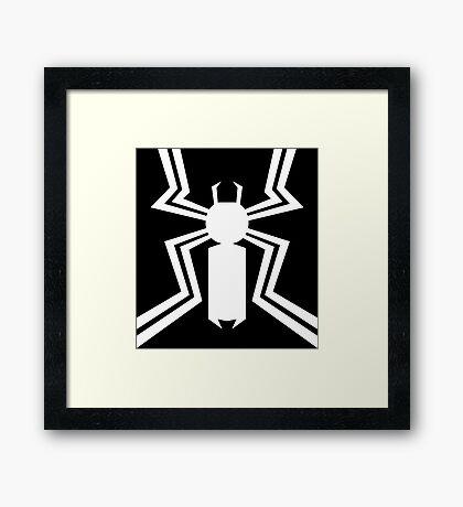 Thompson's Spider Framed Print
