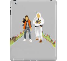 Back to the Future iPad Case/Skin