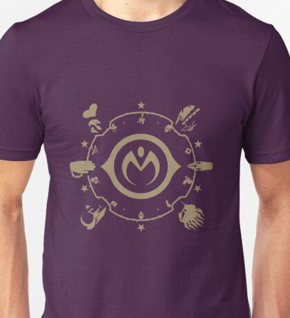 Jojo - Morioh Stands (Mud Orange) Unisex T-Shirt