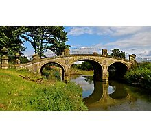 Stone Bridge Photographic Print