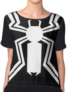 Thompson's Spider Chiffon Top