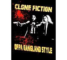 Clone Fiction Photographic Print