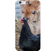 Calfeteria Grooming Service For Hens - NZ iPhone Case/Skin