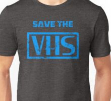 Save the VHS Unisex T-Shirt