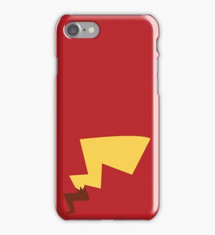 Male Pikachu Tail iPhone Case/Skin