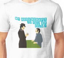 "Monty Python ""Dirty Hungarian Phrasebook"" Unisex T-Shirt"