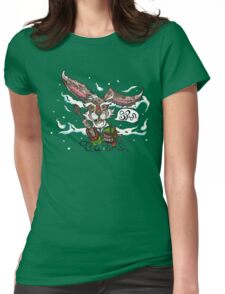 Mad as a March Hare Womens Fitted T-Shirt