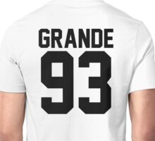 GRANDE, a little les conversation #BacknumberTEE Unisex T-Shirt