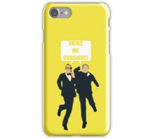 "Morecambe and Wise ""Bring Me Sunshine"" iPhone Case/Skin"