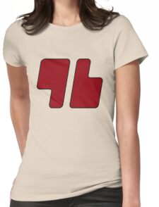 """""""96 Design"""" Trainer Red Pokémon Sun & Pokémon Moon Cosplay BEST QUALITY ON WEBSITE Womens Fitted T-Shirt"""