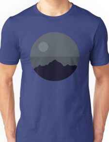 Death Star Mountains Unisex T-Shirt