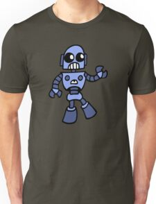 arcade robot gaming gamer funny geek  Unisex T-Shirt
