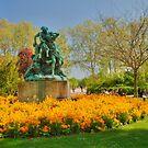 Jardin du Luxembourg by Michael Matthews