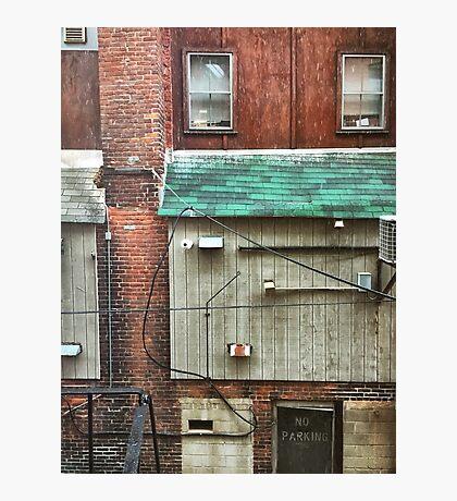 urban architecture Photographic Print