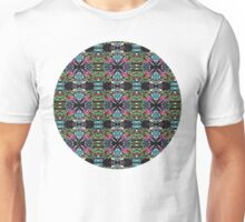 Colorful Abstract Symmetry Unisex T-Shirt