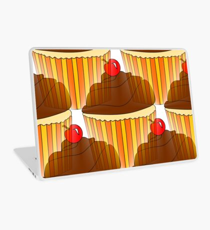 Cupcake Display Laptop Skin