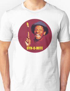 DYN-O-MITE.  Unisex T-Shirt