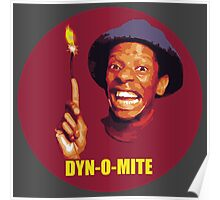 DYN-O-MITE.  Poster