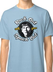 Rock out with your Spock out Classic T-Shirt