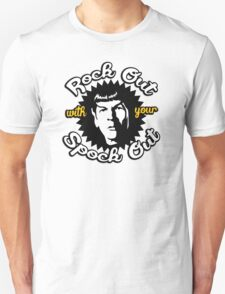 Rock out with your Spock out Unisex T-Shirt