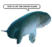 Time to hit the dugong-floor by lizzylizards