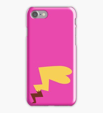 Female Pikachu Tail iPhone Case/Skin