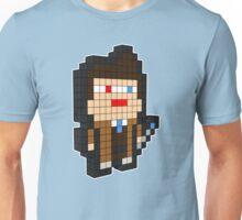 3D PIXEL - DOCTOR WHO (DAVID TENNENT) Unisex T-Shirt