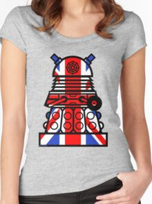 Dr Who - Jack Dalek Tee Women's Fitted Scoop T-Shirt