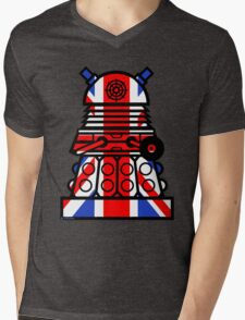 Dr Who - Jack Dalek Tee Mens V-Neck T-Shirt