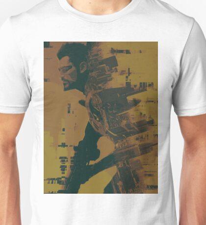 Deus Ex Mankind Divided v2 Unisex T-Shirt