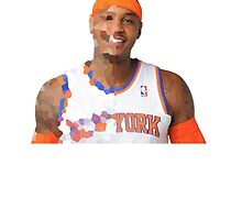 Carmelo Anthony - NYN -  #7 by aamp--