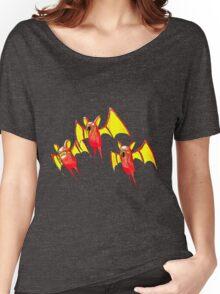 Magibat Women's Relaxed Fit T-Shirt