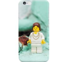 ::: { THE LADY } ::: iPhone Case/Skin