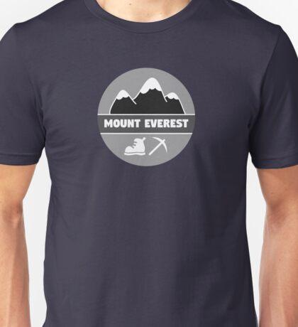 Mount Everest Unisex T-Shirt