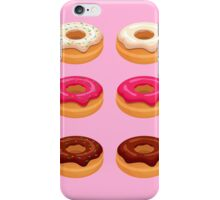 My Six Pack... of Donuts iPhone Case/Skin