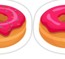 My Six Pack... of Donuts Sticker