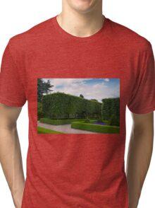 Formal gardens Tri-blend T-Shirt