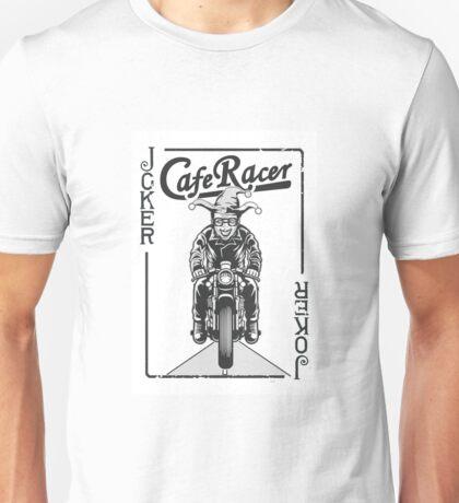 cafe racer joker Unisex T-Shirt