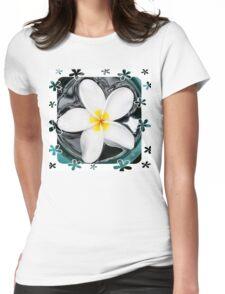 Plumeria in Water T-Shirt