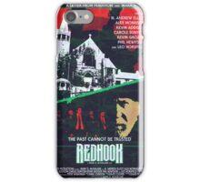 "Retro Film Poster ""Redhook"" iPhone Case/Skin"